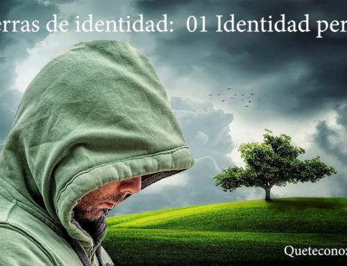 Guerras de Identidad: 01 Identidad Perdida
